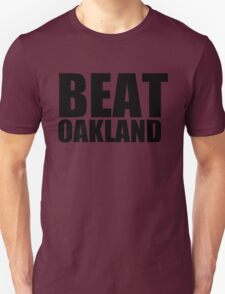 San Francisco Giants - BEAT OAKLAND T-Shirt