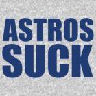 Texas Rangers - ASTROS SUCK by MOHAWK99