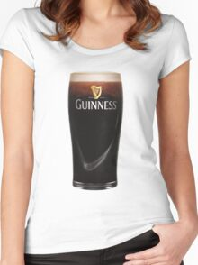 Guinness Beer Women's Fitted Scoop T-Shirt