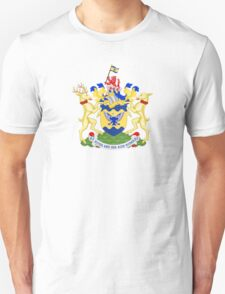 Burnaby Coat of Arms  T-Shirt