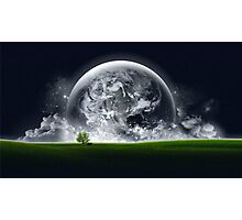 Earth Landscape Photographic Print