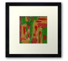 A Walk in the Park Framed Print