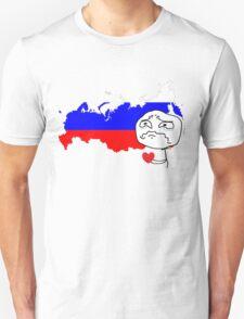 Russia Anti-Meme Law T-Shirt