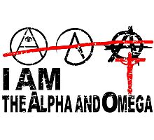 ALPHA OMEGA - THE GREAT PRETENDERS Photographic Print