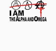 ALPHA OMEGA - THE GREAT PRETENDERS Unisex T-Shirt