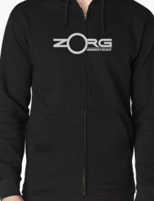 Zorg Industries (The Fifth Element) Zipped Hoodie