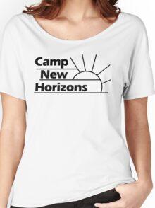 Sleepaway Camp 3 Teenage Wasteland - Camp Horizon Shirt Women's Relaxed Fit T-Shirt