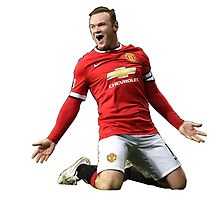 rooney by deivid97621