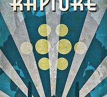 BioShock Art Deco Style  by Firenutdesign