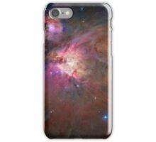 Orion Nebula Hubble Image iPhone Case/Skin
