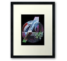 Avengers - The age of ultron - Assembled together Framed Print