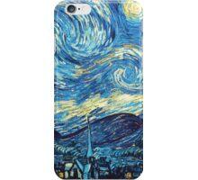 Starry Night Vincent Van Gogh iPhone Case/Skin