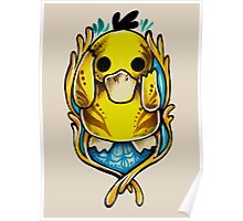 Psyduck  Poster
