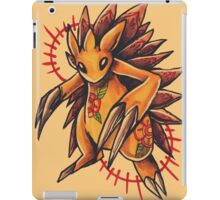 Sandslash iPad Case/Skin