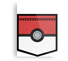 PocketMon Trainer (Pokemon) Metal Print