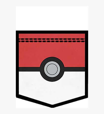 PocketMon Trainer (Pokemon) Photographic Print