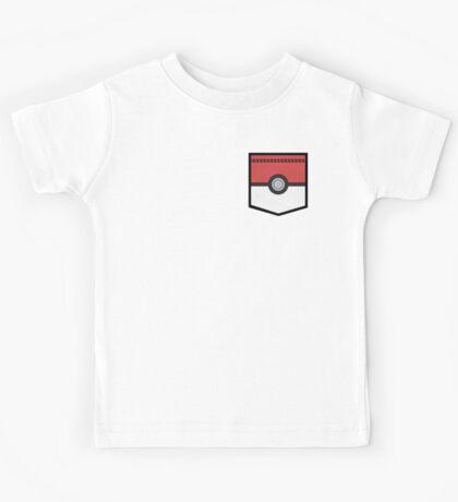 PocketMon Trainer (Pokemon) Kids Tee
