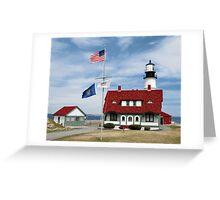 Light Winds Greeting Card