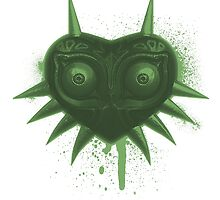 Majora (Green) by fncworks