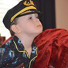 Pilot in Distress by Karen Checca