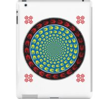 Coat of arms of Ukraine iPad Case/Skin