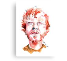 Ed Sheeran Bloodstream Canvas Print
