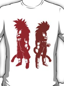 Two warriors. T-Shirt