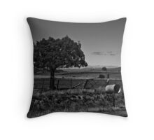 'Lonely Tree' Throw Pillow