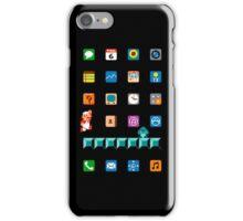 Super Mario iPhone Screen iPhone Case/Skin