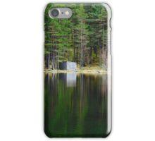 Loch, Aberdeenshire iPhone Case/Skin