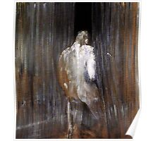 Human Form by Francis Bacon Poster