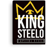 King Steelo Capital Steez Canvas Print