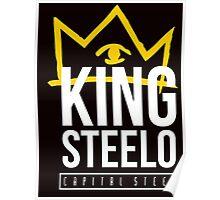 King Steelo Capital Steez Poster