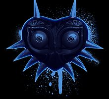 Majora (Blue) by fncworks