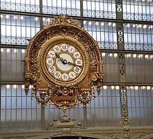 Horloge  by Zambini3