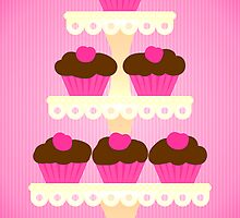 CUPCAKES by Julie Roe