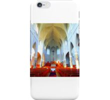 This is the house of the Lord iPhone Case/Skin