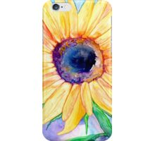 Zonnebloem iPhone Case/Skin