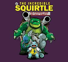 The Incredible Squirtle T-Shirt