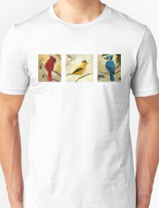 """""""Birds"""" T-Shirt"""