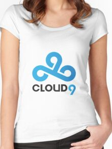 Cloud9 CS:GO Women's Fitted Scoop T-Shirt