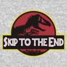 Skip to the End - Jurassic Park by DouglasFir