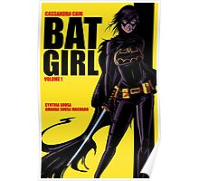 Cassandra Cain: Batgirl Poster