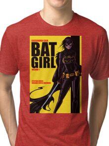Cassandra Cain: Batgirl Tri-blend T-Shirt