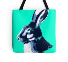 Hare Blues Tote Bag