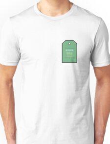 Care Instructions Unisex T-Shirt