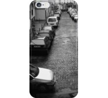 romantic PARIS street woman with dog PHONE CASE ONLY iPhone Case/Skin