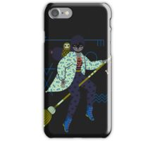 Witch Series: Broomstick iPhone Case/Skin