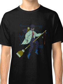Witch Series: Broomstick Classic T-Shirt