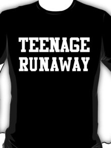 Teenage Runway T-Shirt